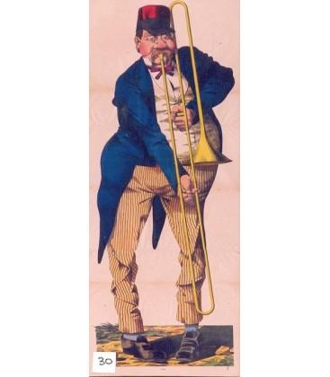 Tromboniste - Trombone-player