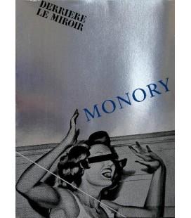 Derrière Le Miroir N° 217. Monory.