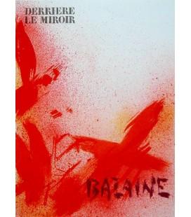 Derrière Le Miroir N° 215. Bazaine.