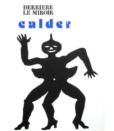 Derrière Le Miroir N° 212.Calder.