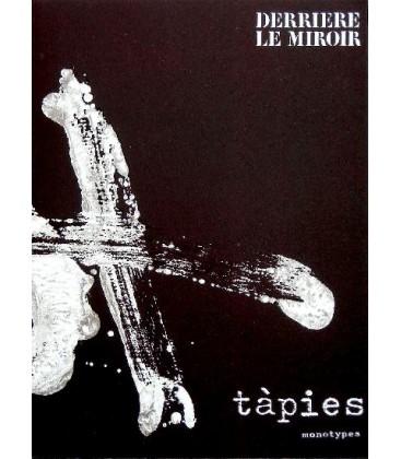 Derrière Le Miroir N° 210.Tapies: Monotypes.
