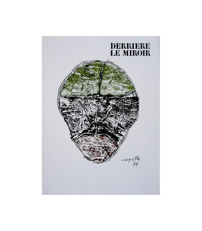 Derri re le miroir n 108 riopelle librairie basse for Derriere miroir