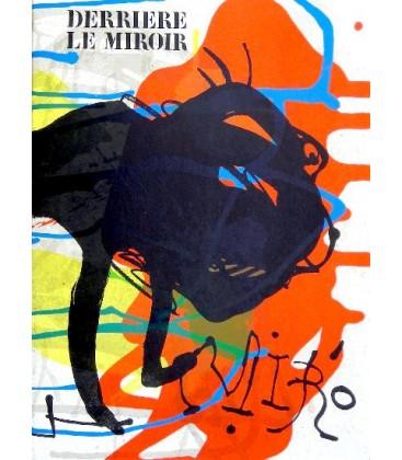 Derrière Le Miroir N° 203. Miro.