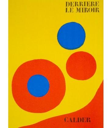 Derrière Le Miroir N° 201.Calder.