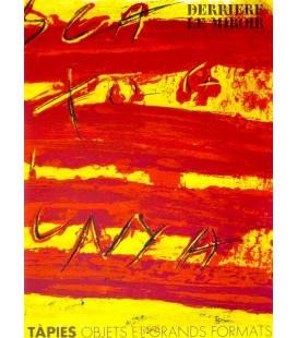 Derrière Le Miroir N° 200.Tapies: Objets et Grands Formats