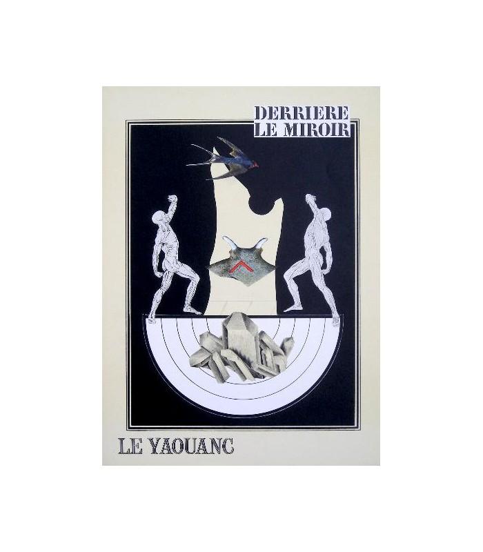 Derri re le miroir n 189 le yaouanc librairie basse for Derriere le miroir giacometti