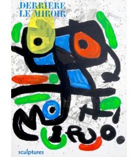 Derrière Le Miroir N° 186. Miro.