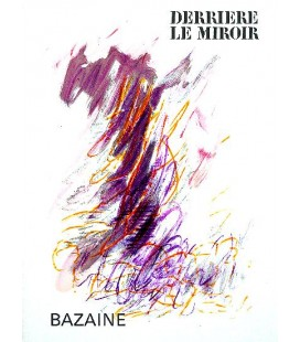 Derrière Le Miroir N° 170. Bazaine.