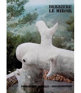Derrière Le Miroir N° 155. Fondation Maeght.