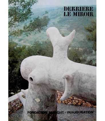 Derri re le miroir n 155 fondation maeght librairie for Maeght derriere le miroir