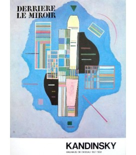 """Derrière Le Miroir N° 154. Kandinsky """" Bahaus De Desau""""."""