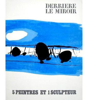 Derrière Le Miroir N° 150. Cinq Peintres un sculpteur.