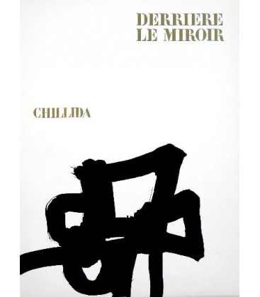 Derrière Le Miroir N° 143. Chillida.
