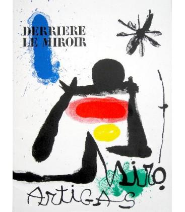 Derrière Le Miroir N° 139-140. Miro. Artigas.