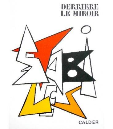Derrière Le Miroir N° 141. Calder.