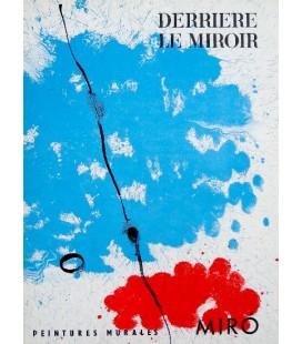 Derrière Le Miroir N° 128. Miro