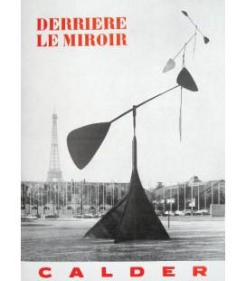 Derrière Le Miroir N° 113. Alexander Calder.