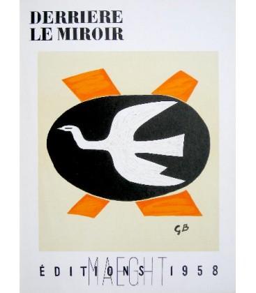 Derrière Le Miroir N° 112. Georges Braque.