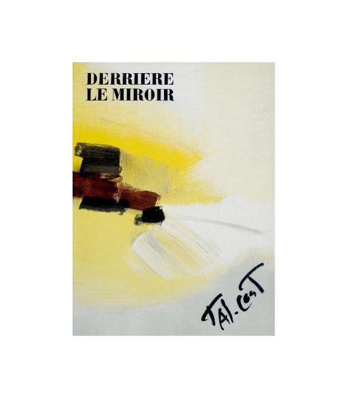 Tal coat librairie basse fontaine for Maeght derriere le miroir