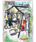Derrière Le Miroir N° 182 .Chagall Marc.