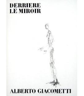 Derrière Le Miroir N° 98. Giacometti.