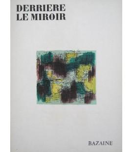 Derrière Le Miroir N° 96 - 97 . Bazaine