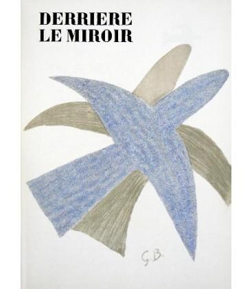 Derrière Le Miroir N° 85-86. Braque.
