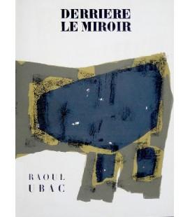 Derrière Le Miroir N° 74 - 75 - 76. Raoul Ubac.