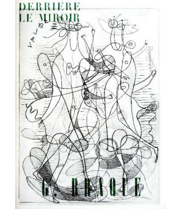 Derrière Le Miroir N° 71 - 72. Braque