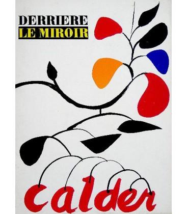 Derrière Le Miroir N° 69 - 70. Calder