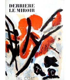 Derrière Le Miroir N° 64. Tal-Coat.