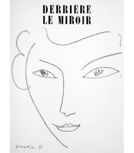 Derrière Le Miroir N° 46 - 47 . Matisse.