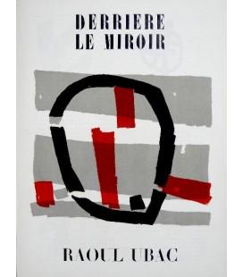 Derrière Le Miroir N° 34. Ubac.