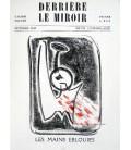 Derrière Le Miroir N° 5. Signovert. Les Mains Éblouies