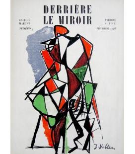 Derrière Le Miroir N° 7. Villeri.