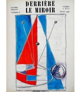 Derrière Le Miroir N° 8.