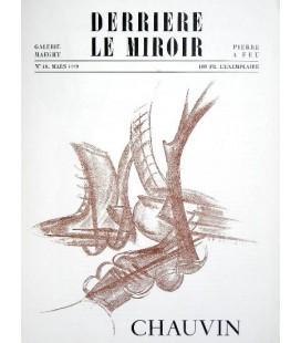 Derrière Le Miroir N° 18. Chauvin