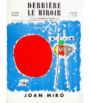 Derrière Le Miroir N° 14 - 15.