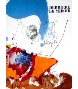 Derrière Le Miroir N° 163. Rebeyrolle.