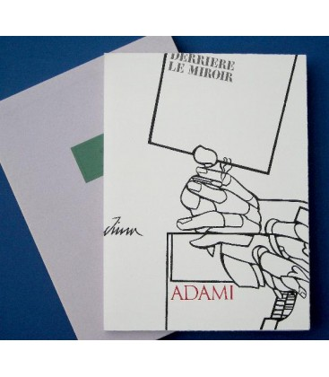 Derrière Le Miroir N° 214 Adami.