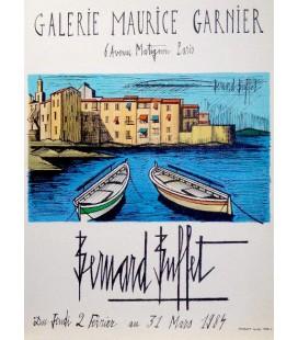 Saint Tropez, Deux barques.