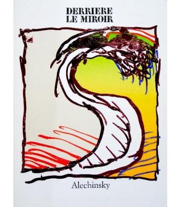 Derrière Le Miroir N° 247. Pierre Alechinsky.
