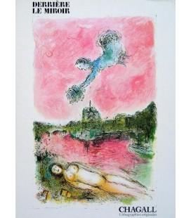 Derrière Le Miroir N° 246. Marc Chagall. Lithographies originales.