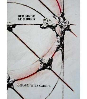 Derrière Le Miroir N° 243. Titus-Carmel.