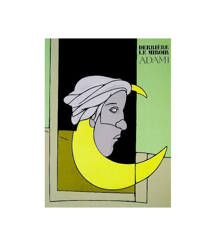Valerio adami librairie basse fontaine for Derriere miroir