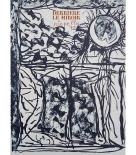 Derrière Le Miroir N° 232 Riopelle.