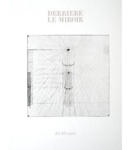 """Derrière Le Miroir N° 223. ARAKAWA """" Le signifié Ou si"""""""