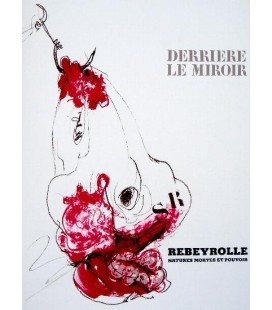 Derrière Le Miroir N° 219. Rebeyrolle.