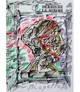 Derrière Le Miroir N° 218.Riopelle.