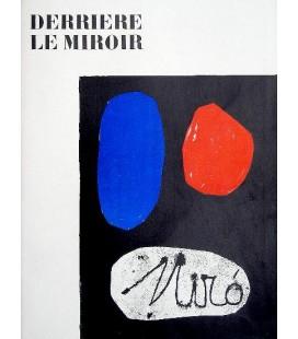 Derrière Le Miroir N° 57-58-59. Miro.